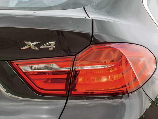Com estilo ousado, o X4 é a opção para quem busca um veículo diferenciado