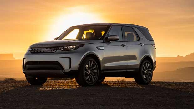 SUV inglês de luxo já está à venda no Brasil