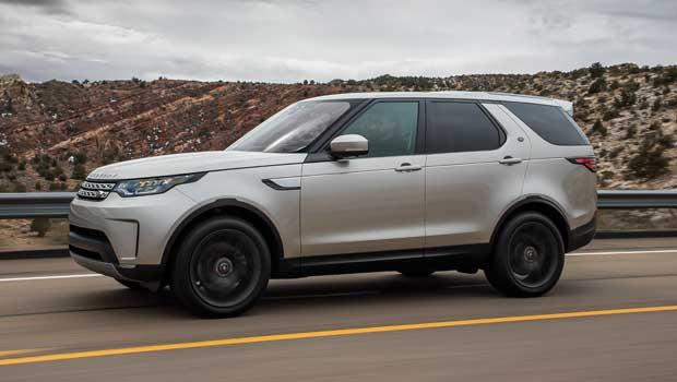Nova geração do Land Rover Discovery desembarca no Brasil