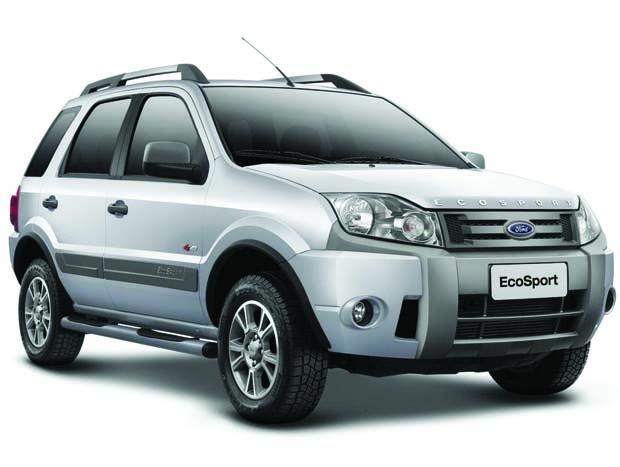 Ford Ecosport XLT Aut. 2011