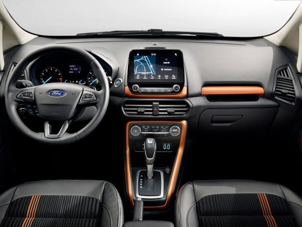 Interior do SUV foi totalmente reformulado
