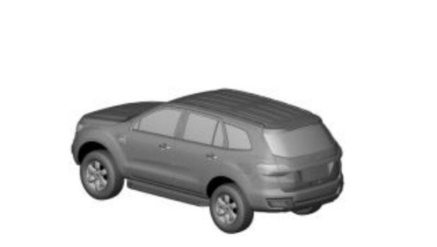 Apesar das imagens da patente, a Ford não confirma o lançamento