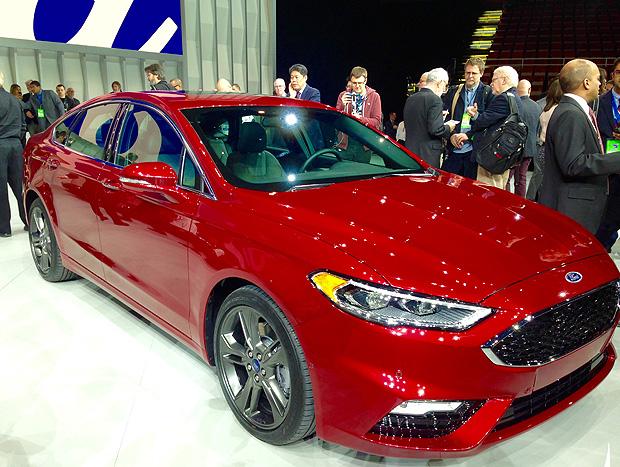 Ford Fusion Sport terá motor V6 biturbo