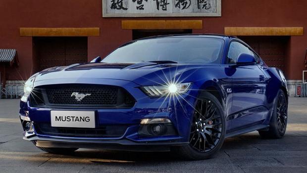 Ford terá versão híbrida do Mustang em 2020