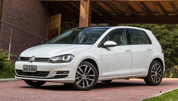 Volkswagen Golf 1.4 TSI Highline manual parte de R$ 93.790
