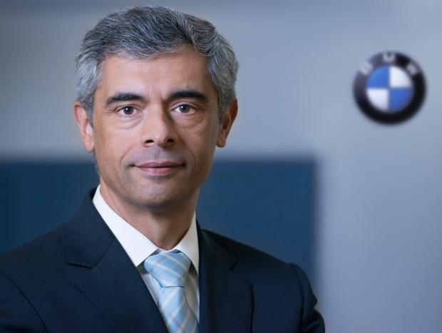 Helder Boavida, novo presidente da BMW do Brasil