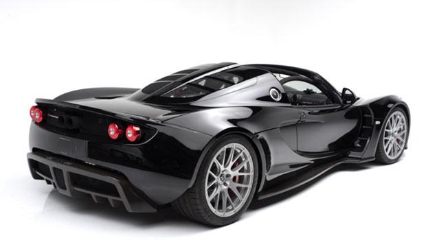 O Venom GT Spyder leva apenas 2s7 para atingir os 100 km/h