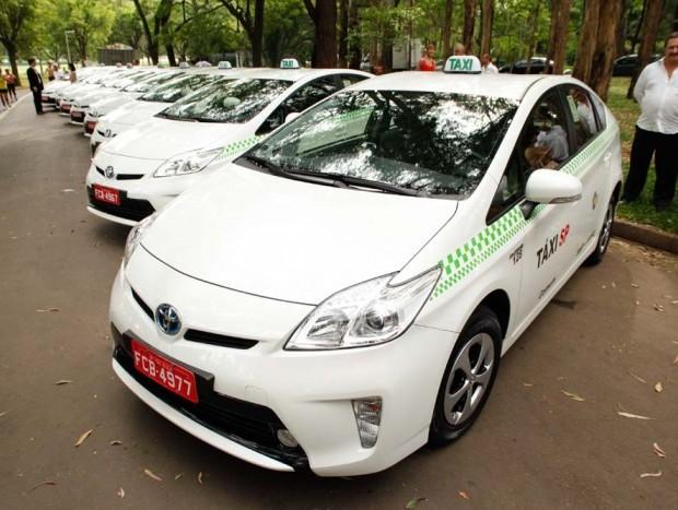 Frota do Prius: aquisição de 20 unidades