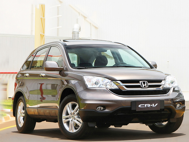 Honda CR-V EXL 4x4 Aut.