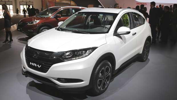 Honda HR-V Touring foi apresentado no Salão do Automóvel