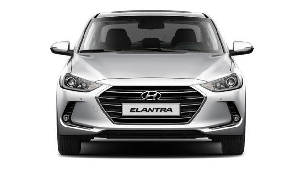 O Hyundai Elantra será vendido em três versões