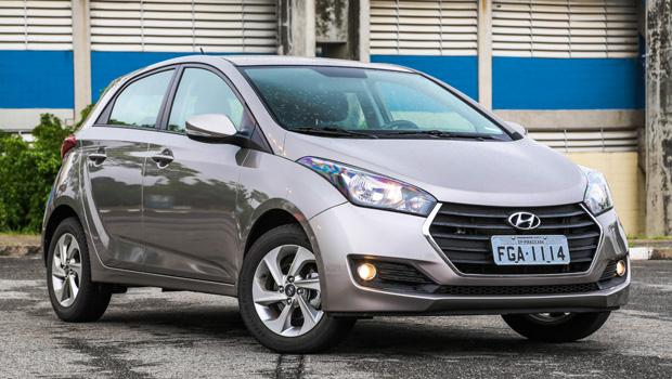 O HB20 é o carro chefe da Hyundai no Brasil