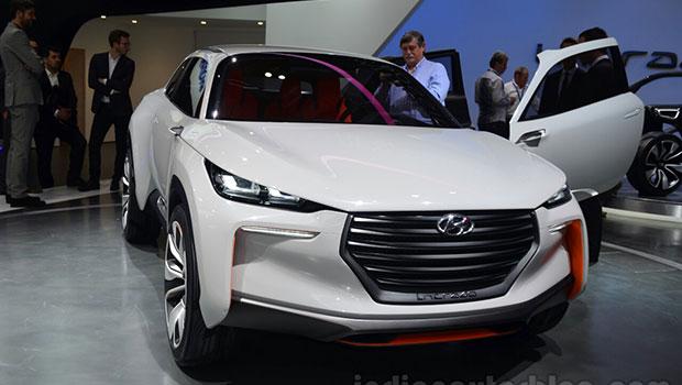 Conceito Hyundai Intrado de 2014