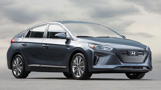 O híbrido Ioniq é um dos modelos já lançados pela Hyundai