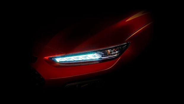 Hyundai Kona fará sua estreia em Nova York