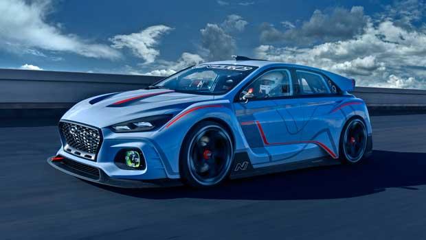 Conceito RN30 apresentado em Paris prevê como será modelos N da Hyundai