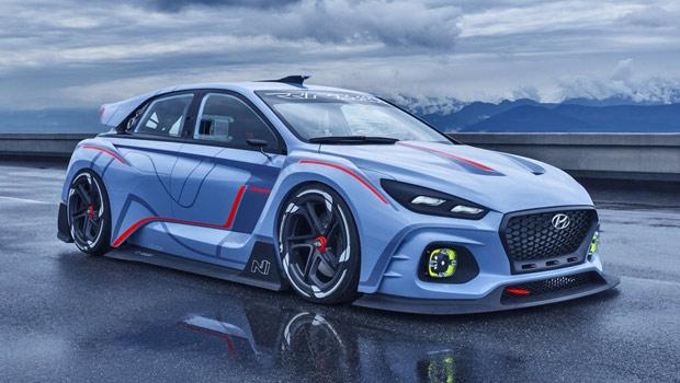 Hyundai RN30 é conceito para apresentar tecnologias da divisão N