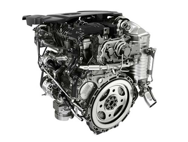 Novo motor 2.0 turbodiesel Ingenium estreia na Land Rover