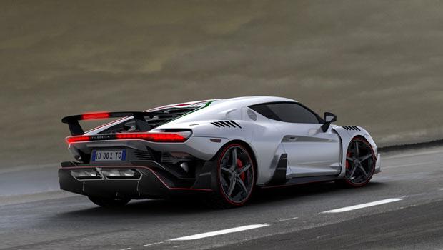 O motor 5.2 V10 impulsiona o modelo de 0 a 100 km/h em 3s2