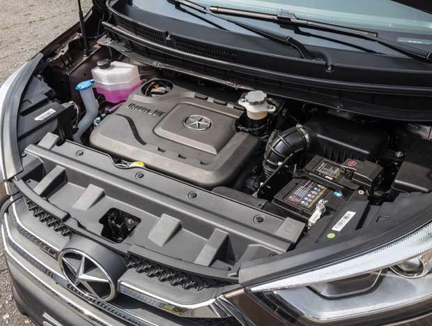 Motor é um 1.5 de 127 cv de potência