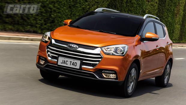 Revolução chinesa: JAC T40 lidera novos planos da marca para o Brasil com lista de equipamentos acima da média para seu segmento