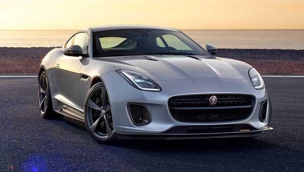 Jaguar F-Type 2018 passou por mudanças sutis