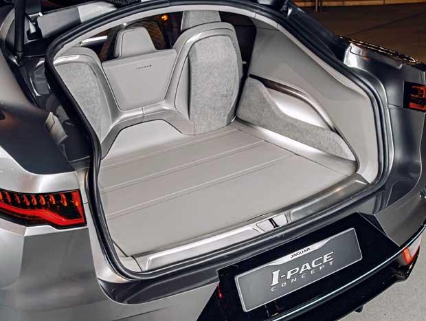 Motores elétricos permitem melhor aproveitamento do espaço do carro