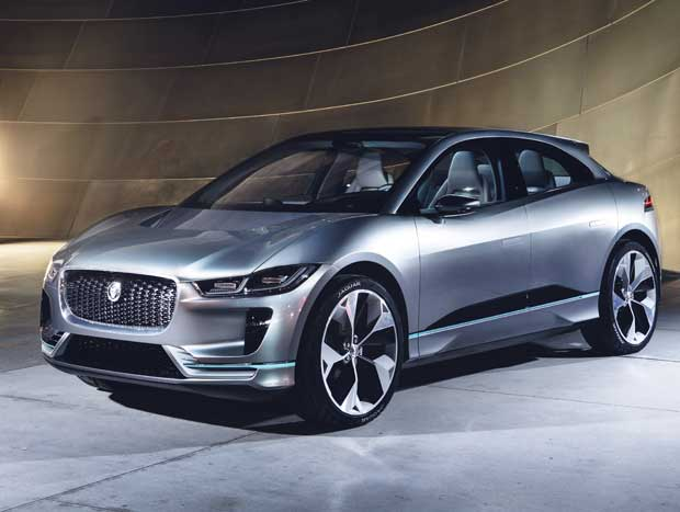 Jaguar I-Pace pode ser o grande rival do Tesla Model X