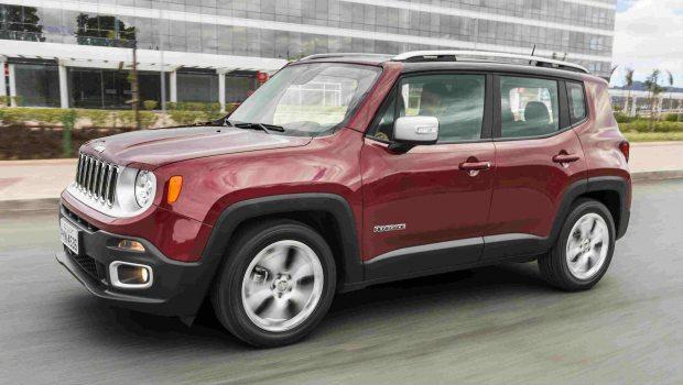 Jeep ouviu as críticas ao desempenho do Renagade 1.8