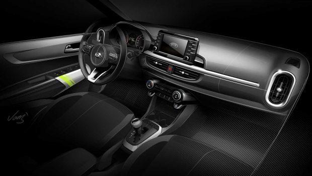 Interior contará com novo kit multimídia; câmbio poderá ser automático