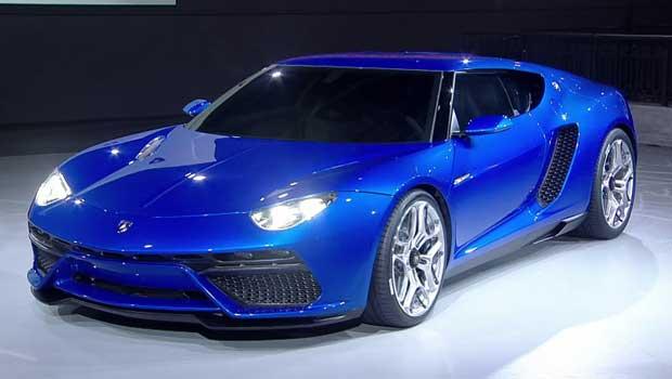 Conceito Lamborghini Asterion foi o mais perto que a marca chegou de um híbrido