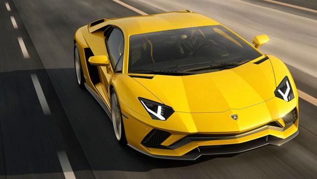 As vendas da Lamborghini aumentaram 7% em 2016