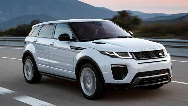 Range Rover Evoque será um dos beneficiários do novo motor 2.0 turbo