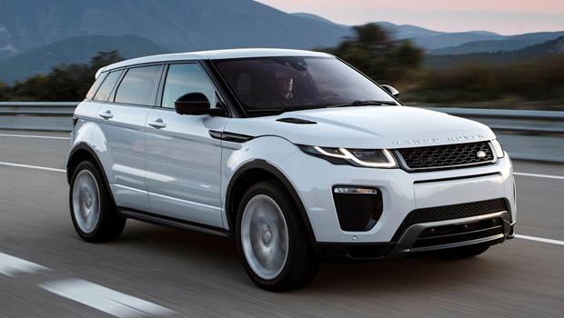 Range Rover Evoque 2.0 Ingenium custa R$ 244.600