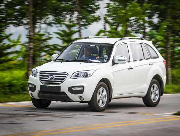 Lifan quer aumentar as vendas do SUV com a campanha do seguro grátis