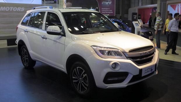 Lifan X60 ganha seu segundo facelift e câmbio CVT