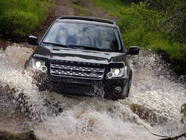 teste: freelander 2 sd4 - revista carro