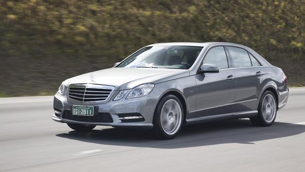 Mercedes faz recall de um milhão de carros no mundo. Classe E é um deles