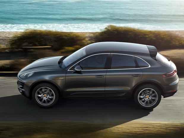 Na Europa, o Macan será oferecido com três opções de motor
