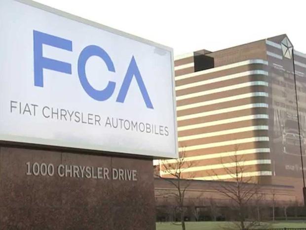 Grupo FCA deixa de usar nomes Chrysler e Fiat em suas razões sociais