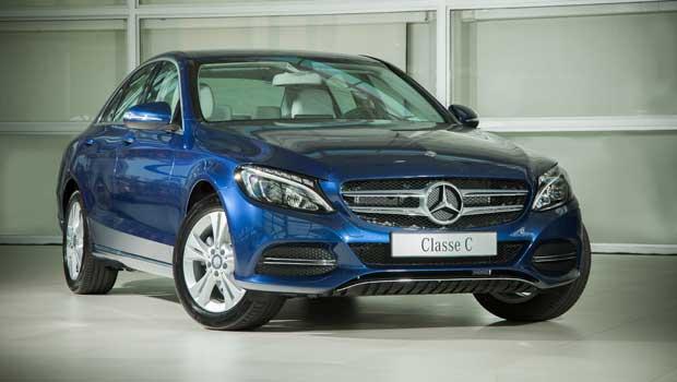 Mercedes-Benz Classe C 180 Avantgarde parte de R$ 162.900