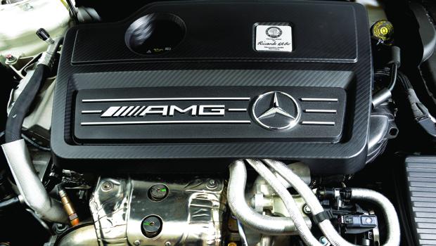 Motor 2.0 turbo de 381 cv é o mais potente do mundo em sua categoria
