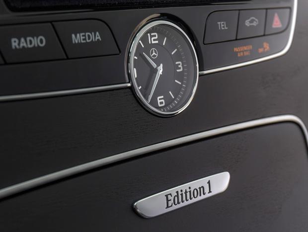 Relógio analógico é característico da marca