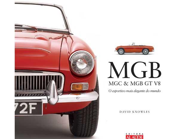 Livro: MGB, MGC & MGB GT V8