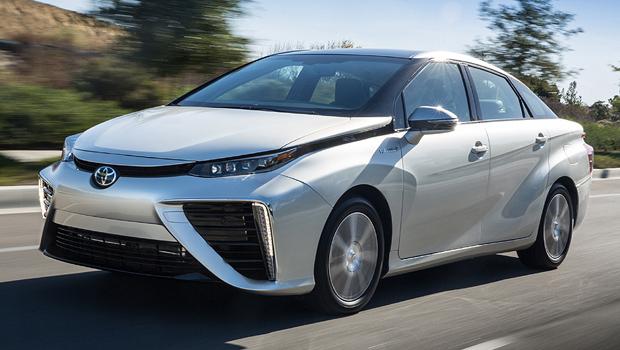 Toyota Mirai é o mais bem sucedido entre os carros a hidrogênio