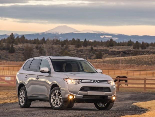 Novo Mitsubishi Outlander pode ser encomendado com 10% do valor