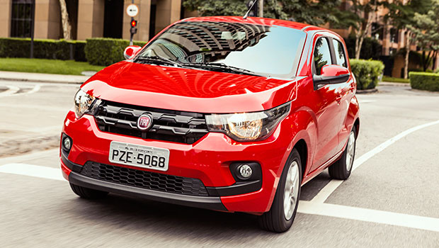 Fiat Mobi Drive GSR chega por R$ 44.780