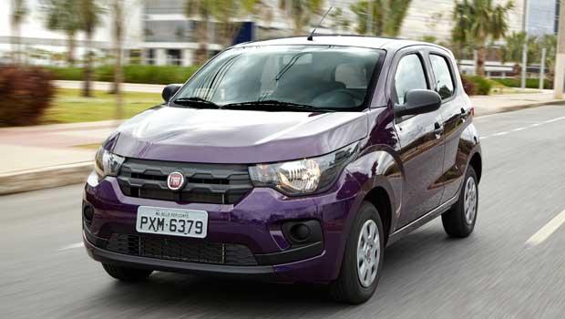 Fiat Mobi Drive parte de R$ 39.870