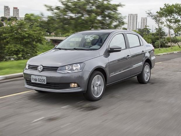 Volkswagen Voyage Highline I-Motion