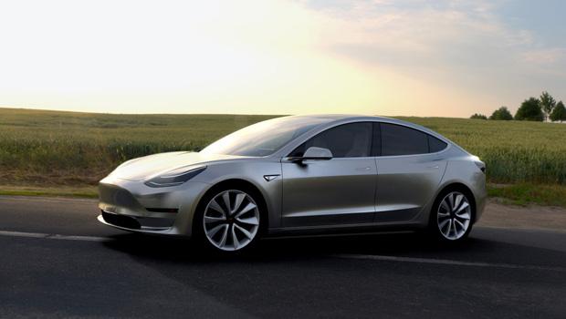 Model 3 será um dos beneficiários da fábrica